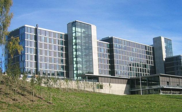 alnafossen kontorpark