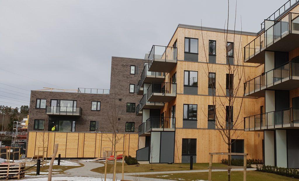 Greverud fasade side