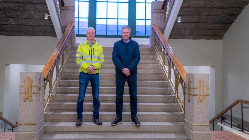 Bistår med prosjektledelse i rehabiliteringen av Brøggers hus for UiO