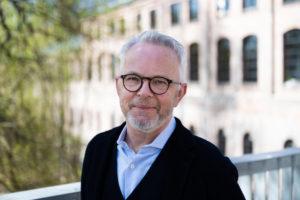 Gunnar Bøyum i Aspelin Ramm.